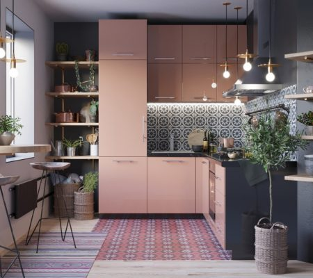 L-shaped-kitchen-with-corner-pantry